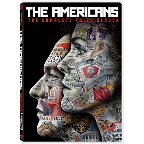 The Americans - The Complete Season 3 DVD (for NZ Buyers)