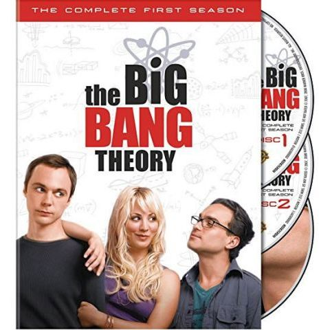The Big Bang Theory - The Complete Season 1 DVD (for NZ Buyers)