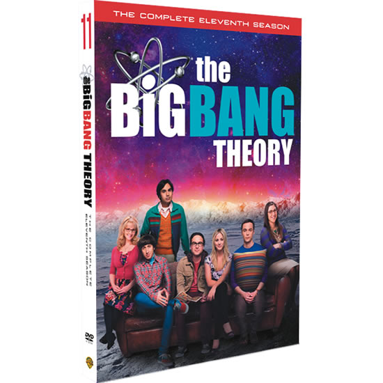 The Big Bang Theory - The Complete Season 11 DVD (for NZ Buyers)