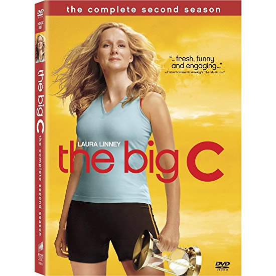 The Big C - The Complete Season 2 DVD (for NZ Buyers)