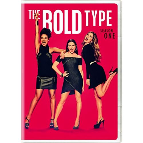 The Bold Type - The Complete Season 1 DVD (for NZ Buyers)