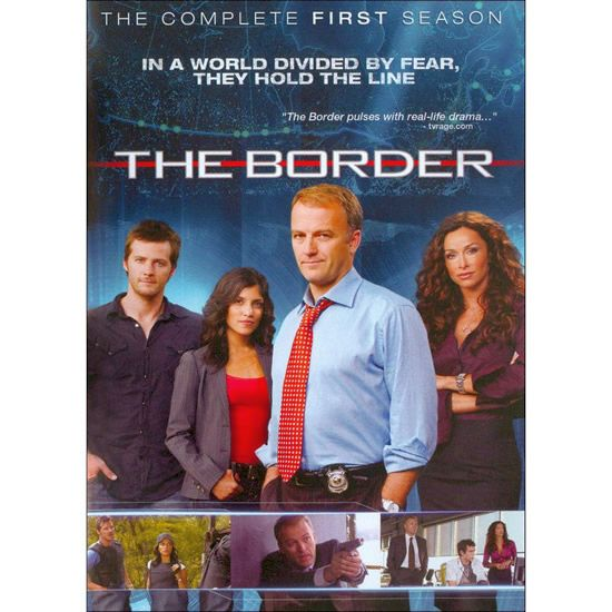 The Border - The Complete Season 1 DVD (for NZ Buyers)