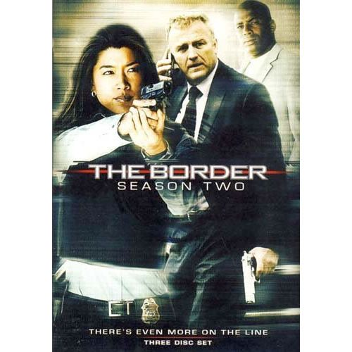 The Border - The Complete Season 2 DVD (for NZ Buyers)