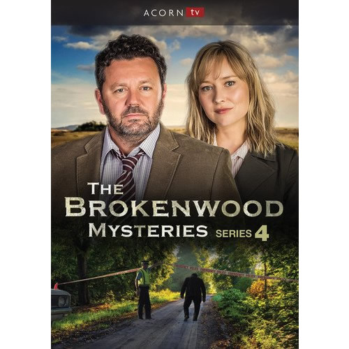 The Brokenwood Mysteries - The Complete Season 4 DVD (for NZ Buyers)