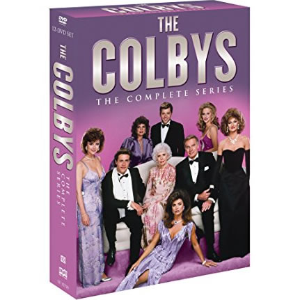 The Colbys - The Complete Series (for NZ Buyers)