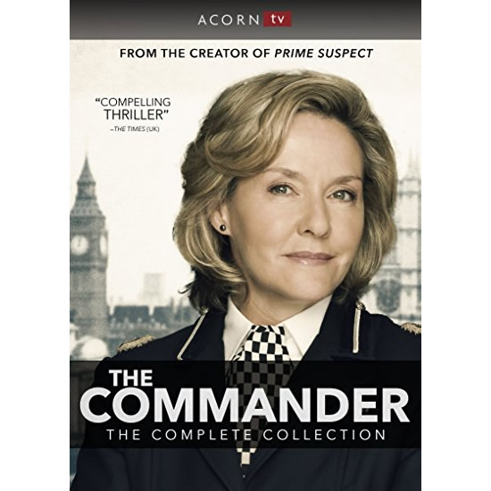 The Commander - The Complete Series (for NZ Buyers)