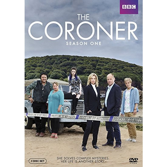 The Coroner - The Complete Season 1 DVD (for NZ Buyers)
