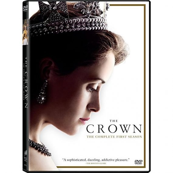 The Crown - The Complete Season 1 DVD (for NZ Buyers)