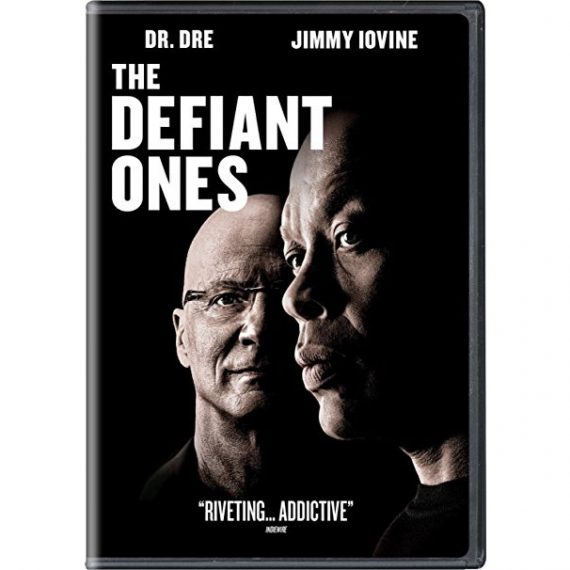 The Defiant Ones - The Complete Season 1 DVD (for NZ Buyers)