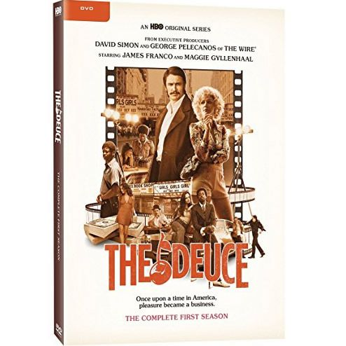 The Deuce - The Complete Season 1 DVD (for NZ Buyers)