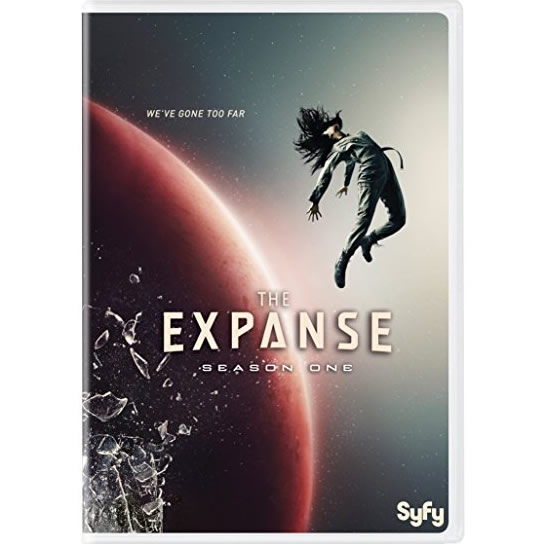 The Expanse - The Complete Season 1 DVD (for NZ Buyers)