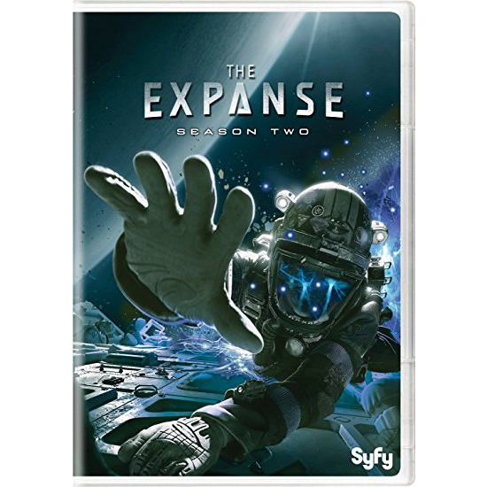 The Expanse - The Complete Season 2 DVD (for NZ Buyers)