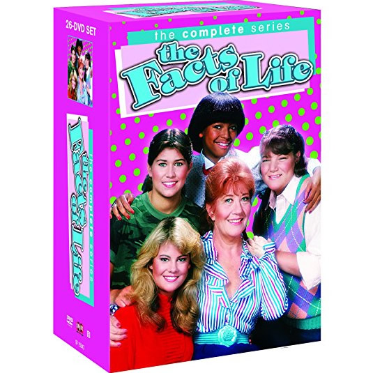 The Facts Of Life - The Complete Series (for NZ Buyers)