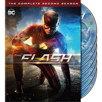 The Flash - The Complete Season 2 DVD (for NZ Buyers)