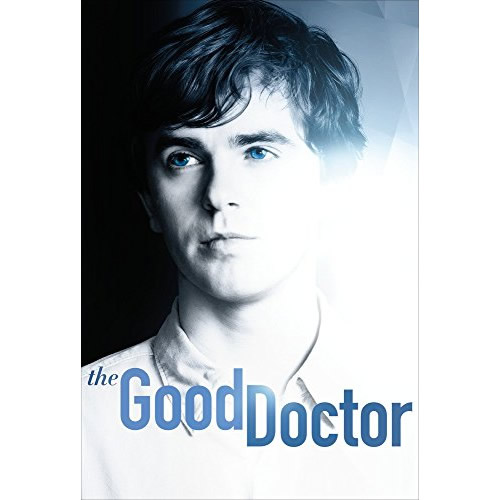 The Good Doctor - The Complete Season 1 DVD (for NZ Buyers)