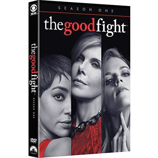 The Good Fight - The Complete Season 1 DVD (for NZ Buyers)