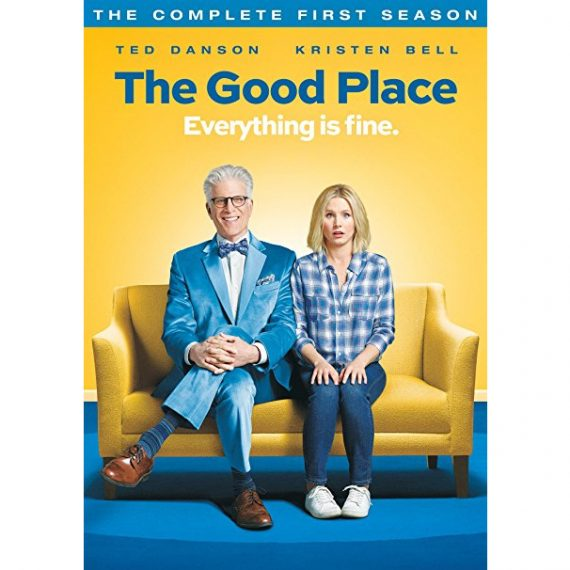 The Good Place - The Complete Season 1 DVD (for NZ Buyers)