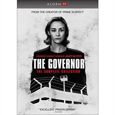 The Governor Complete Collection DVD (for NZ Buyers)