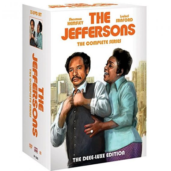 The Jeffersons - The Complete Series (for NZ Buyers)