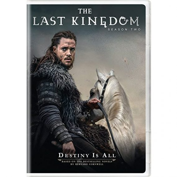 The Last Kingdom - The Complete Season 2 DVD (for NZ Buyers)