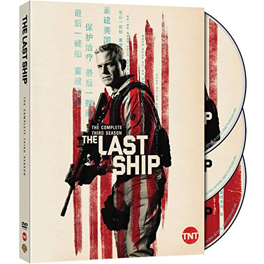 The Last Ship - The Complete Season 3 DVD (for NZ Buyers)
