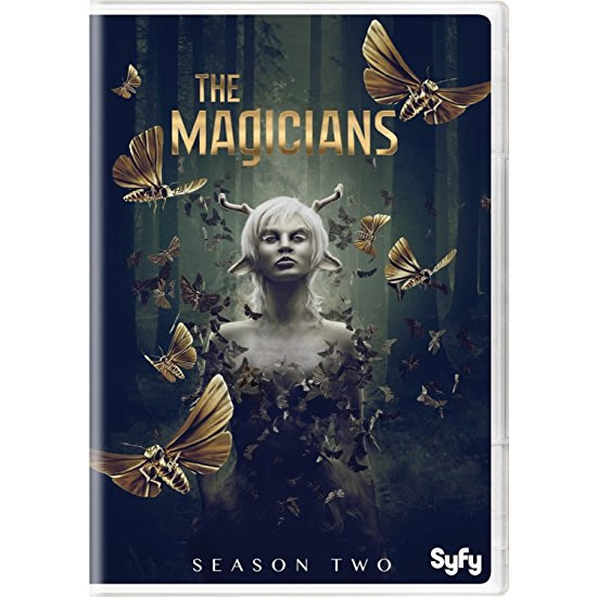 The Magicians - The Complete Season 2 DVD (for NZ Buyers)