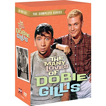 The Many Loves Of Dobie Gillis - The Complete Series (for NZ Buyers)