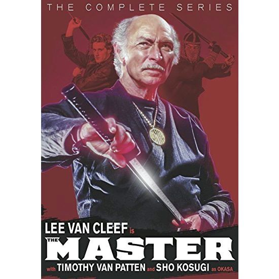 The Master - The Complete Series (for NZ Buyers)