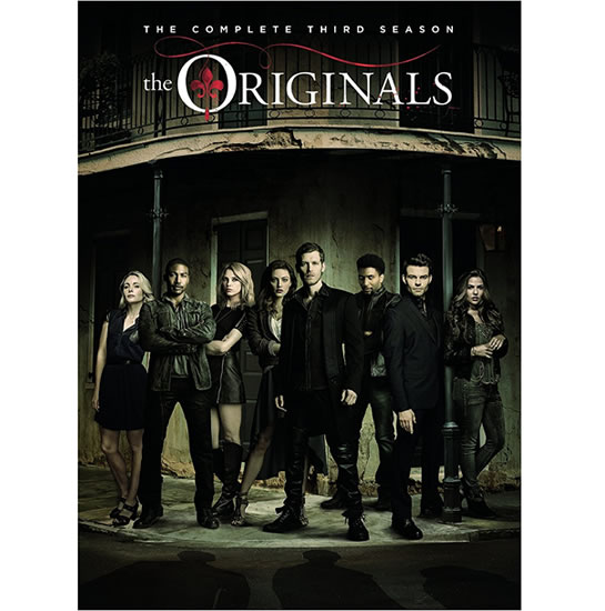 The Originals - The Complete Season 3 DVD (for NZ Buyers)