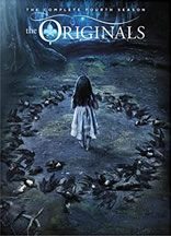 The Originals - The Complete Season 4 DVD (for NZ Buyers)