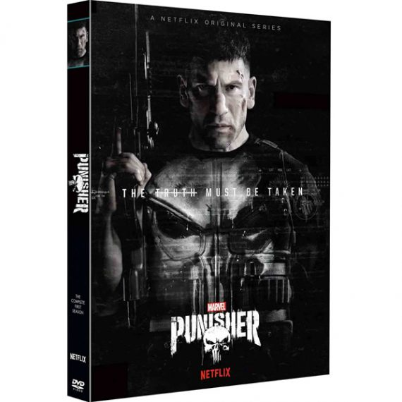 The Punisher - The Complete Season 1 DVD (for NZ Buyers)
