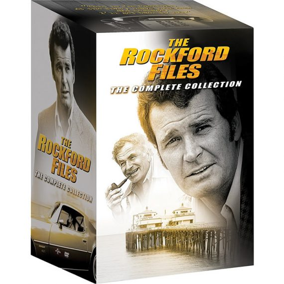 The Rockford Files - The Complete Series (for NZ Buyers)