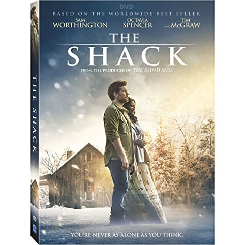 The Shack DVD (for NZ Buyers)