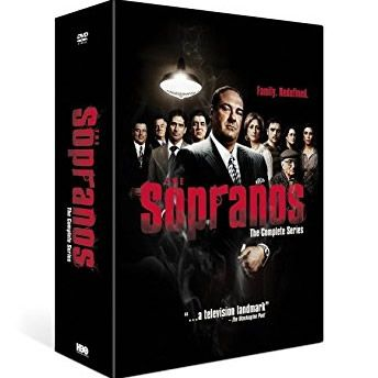 The Sopranos - The Complete Series (for NZ Buyers)