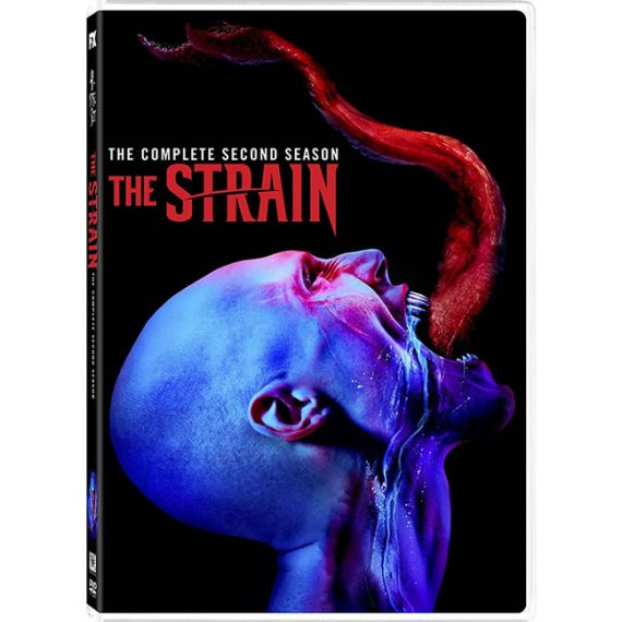 The Strain - The Complete Season 2 DVD (for NZ Buyers)