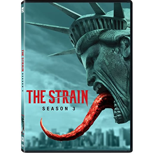 The Strain - The Complete Season 3 DVD (for NZ Buyers)