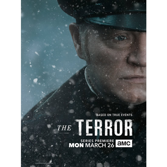 The Terror - The Complete Season 1 DVD (for NZ Buyers)