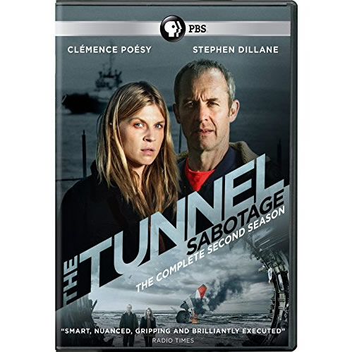 The Tunnel: Sabotage - The Complete Season 2 DVD (for NZ Buyers)