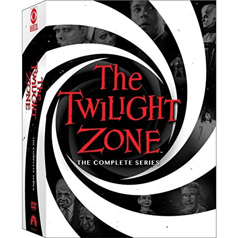 The Twilight Zone - The Complete Series (for NZ Buyers)