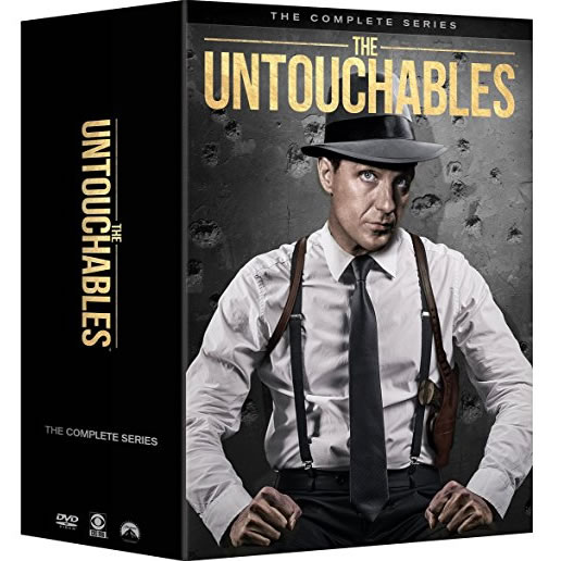 The Untouchables - The Complete Series (for NZ Buyers)