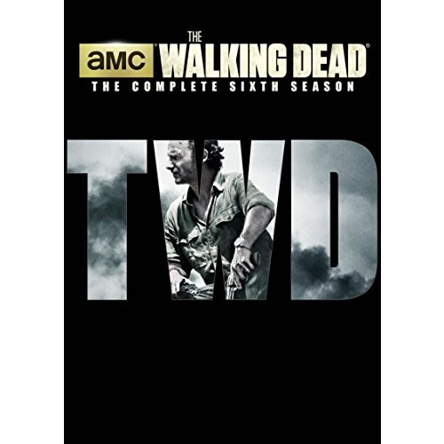 The Walking Dead - The Complete Season 6 DVD (for NZ Buyers)