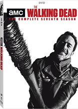 The Walking Dead - The Complete Season 7 DVD (for NZ Buyers)