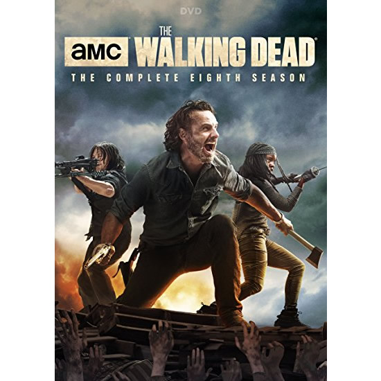The Walking Dead - The Complete Season 8 DVD (for NZ Buyers)