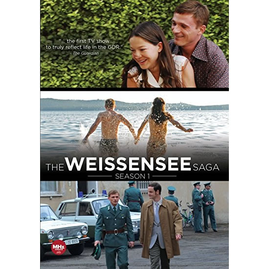 The Weissensee Saga - The Complete Season 1 DVD (for NZ Buyers)