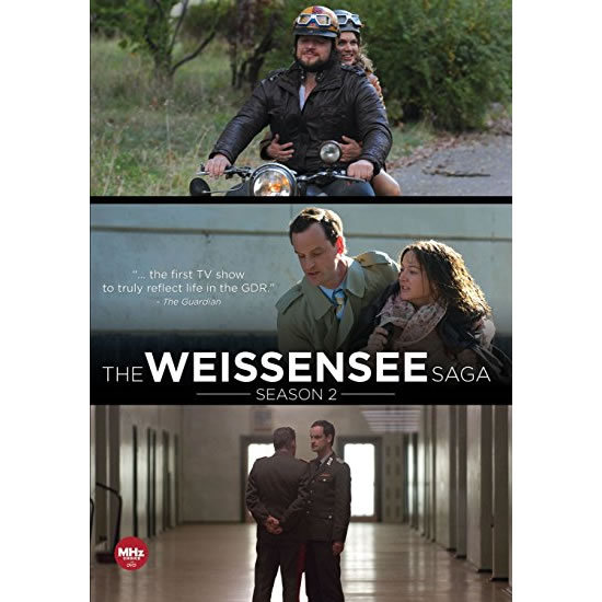 The Weissensee Saga - The Complete Season 2 DVD (for NZ Buyers)