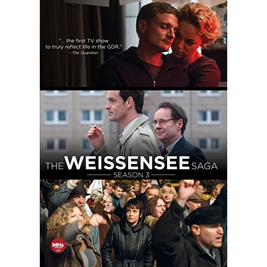 The Weissensee Saga - The Complete Season 3 DVD (for NZ Buyers)