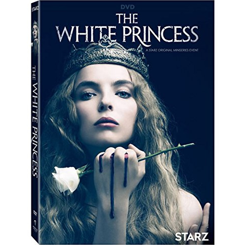 The White Princess DVD (for NZ Buyers)