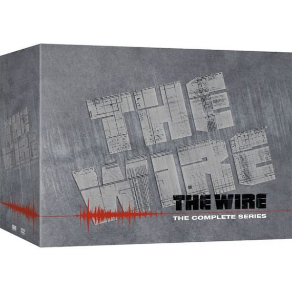 The Wire - The Complete Series (for NZ Buyers)