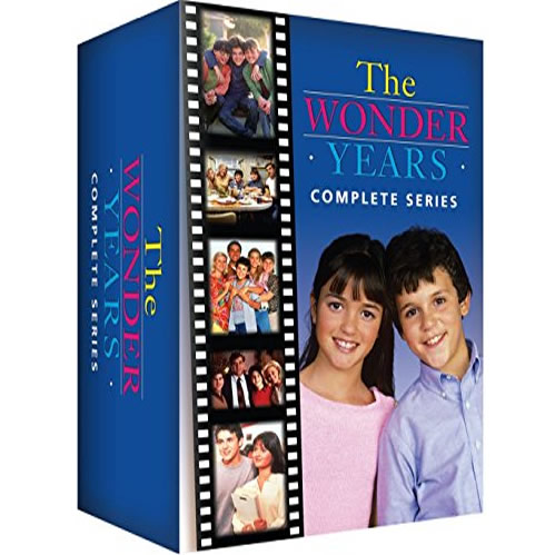 The Wonder Years - The Complete Series (for NZ Buyers)