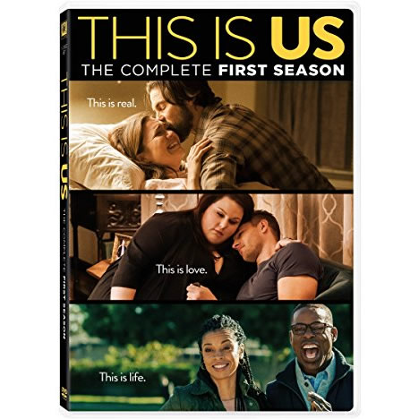 This Is Us - The Complete Season 1 DVD (for NZ Buyers)